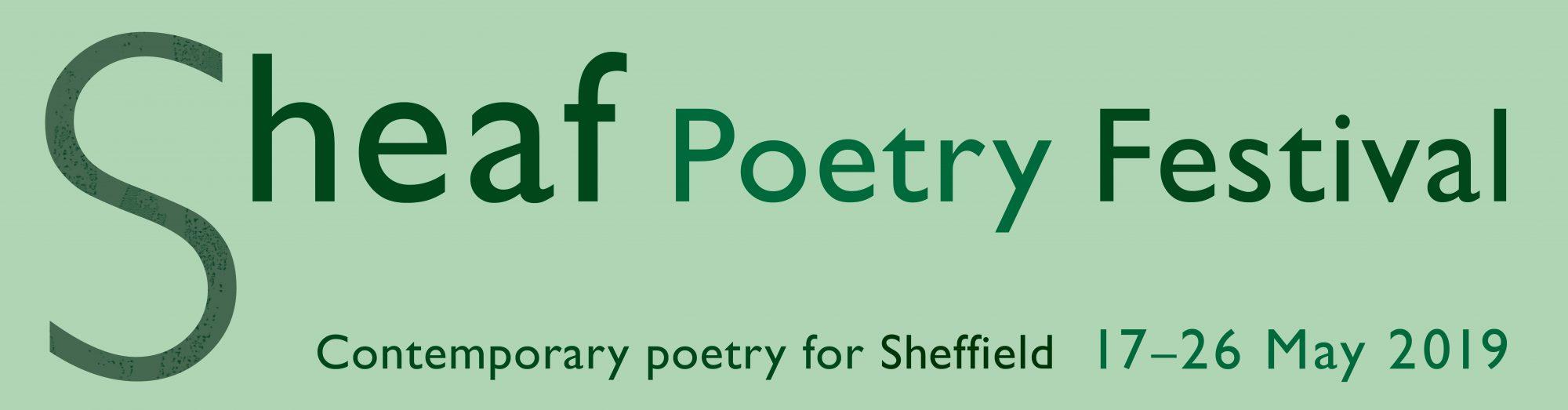 Sheaf Poetry Festival